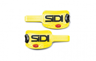 SIDI Pair Soft Instep 3 Yellow/Black