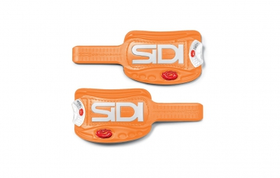 SIDI Pair Soft Instep 3 Orange/White