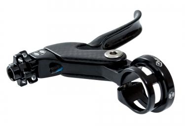 box levier de frein genius carbon noir