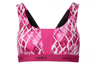 ODLO PADDED MEDIUM Sports Bra Pink