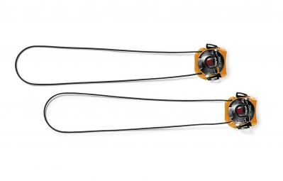 SIDI Boucle TECNO 3 Push Long Orange/Noir