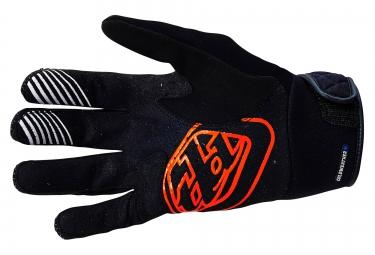 troy lee designs 2016 gants hiver ace noir m