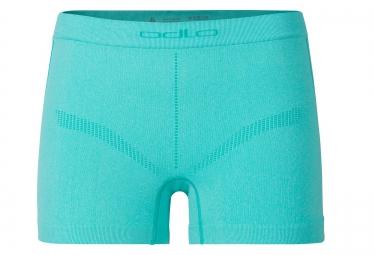 odlo boxer panty evolution light trend bleu femme xs