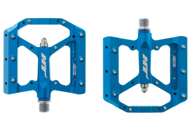 HT Flat Pedals AE05 Blue