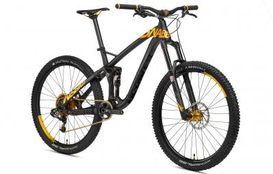 VTT Complet Tout-Suspendu NS Bikes SNABB T2 27.5'' Noir / Or 2016