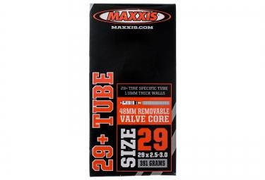 MAXXIS Chambre à air 29 PLUS 29 x 2.50 - 3.00'' Valve Presta 48 mm