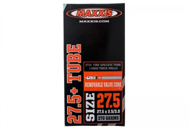 MAXXIS Tubo interior FAT BIKE 27.5 x 2.50 - 3.00 '' Presta Valve