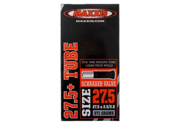 MAXXIS Inner Tube FAT BIKE 27.5 x 2.50 - 3.00'' Schrader Valve