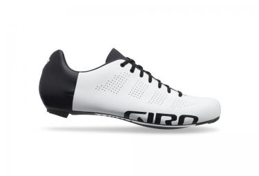 Chaussures Route GIRO EMPIRE ACC Blanc Noir