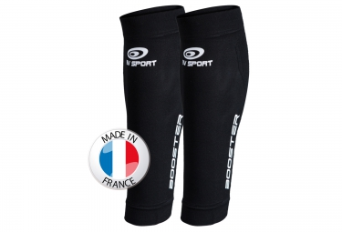 BV SPORT Calf Sleeves BOOSTER ONE Black