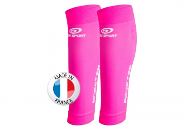 bv sport manchons booster one rose m plus