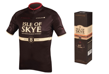 endura maillot manches courtes whisky isle of skye xl