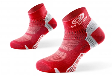 bv sport pack booster elite socquettes pointure 40 45 rouge s plus