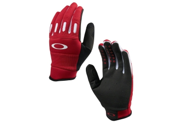 OAKLEY Gants FACTORY Rouge
