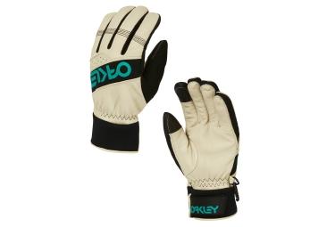 oakley gants factory winter beige l