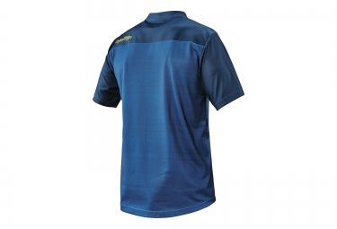 troy lee designs 2016 maillot manches courtes enfant skyline bleu s
