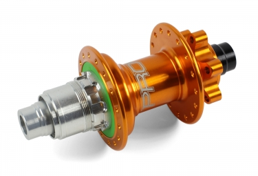 HOPE PRO 4 BOOST Rear Hub 32 holes 12x148mm XD - Orange