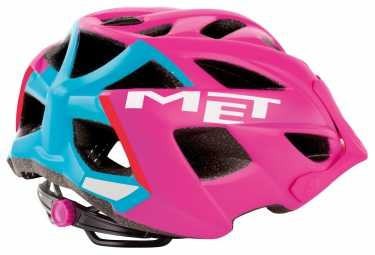 Casco Met TERRA Rose