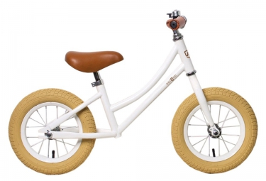 Rebel Kidz Balance Bike Air Classic Blanc 12.5'' Blanc