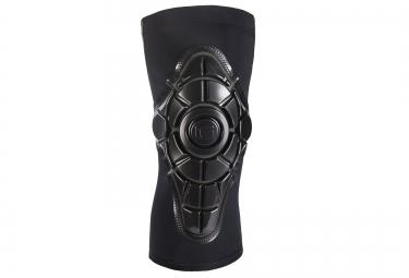 genouilleres g form pro x knee pads noir gris l