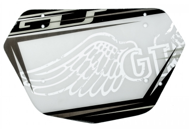 GT Plaque MINI NUMBER PLATE Gris