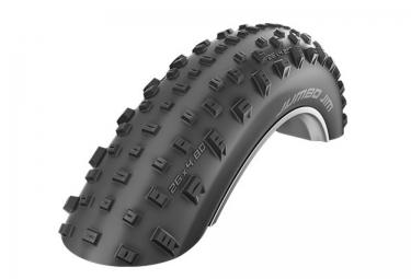 schwalbe pneu fatbike jumbo jim 26 tubetype liteskin souple 4 80