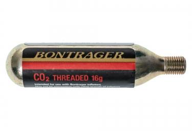 BONTRAGER Cartouche de CO2 Filetée 16g