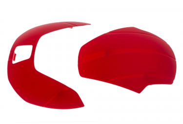 bolle coque aero the one rouge mat 58 62 cm