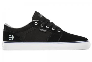 paire de chaussures bmx etnies barge ls noir blanc 40