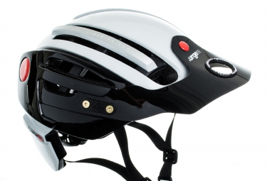 Casque urge endur o matic 2 noir blanc l xl 57 59 cm