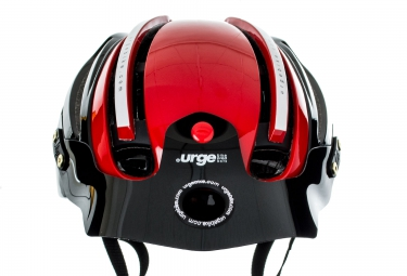 Casque Urge Endur-O-Matic 2 Noir Rouge