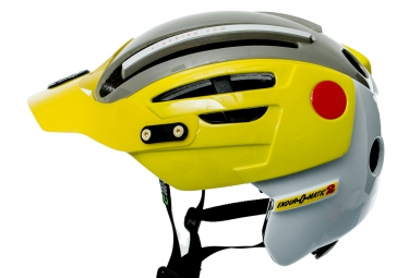 Urge Endur-O-Matic 2 Helmet Yellow Grey