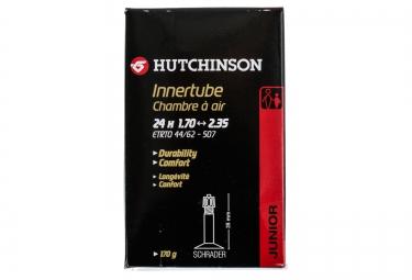 HUTCHINSON Chambre à Air STANDARD  24 x 1.70 - 2.35 Schrader 35mm