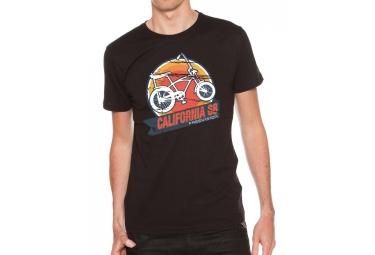 FREEVISION T-Shirt CALIFORNIA 68 Noir