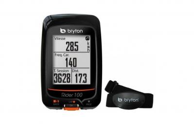 BRYTON Compteur GPS RIDER 100H