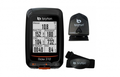 Bryton compteur gps rider 310t