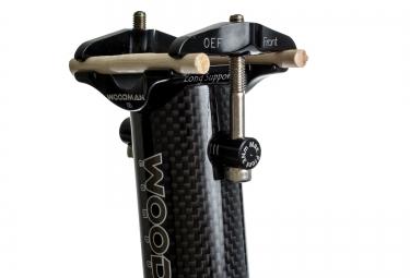 WOODMAN Seatpost CARBO GT2 Carbon