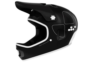 casque integral poc cortex flow noir m l 55 57 cm