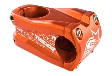 Attacco SPANK TWEET TWEET Arancio 0° 50 mm