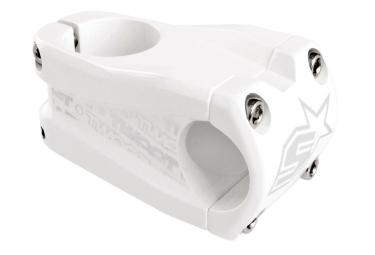 SPANK Potence TWEET TWEET Blanc 0° 50 mm