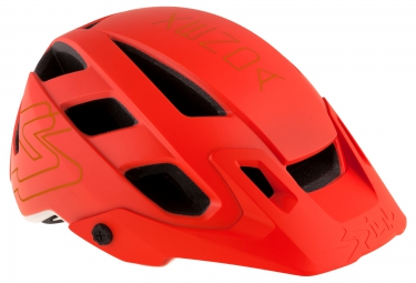 Casque spiuk xenda orange blanc 56 61cm
