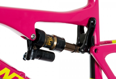 Cadre SANTA CRUZ Bronson 2 CC Carbon 27.5´´ Fox Float X Evol 150mm Rose/Jaune