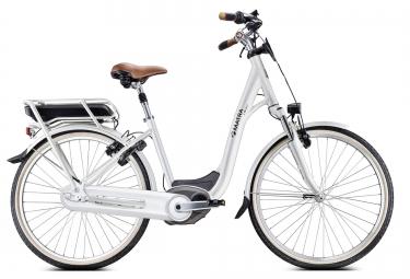 Vélo Electrique Matra I-FLOW CONFORT D8 - Shimano Altus 3x8V Blanc 2016