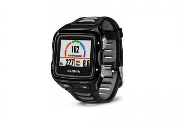 Montre GPS Garmin Forerunner 920 XT HRM-Tri/HRM-Swin Argent / Noir