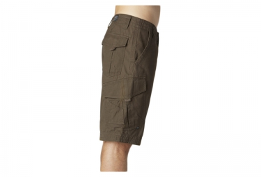 fox short slambozo cargo marron 40