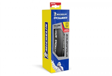 MICHELIN POWER ENDURANCE Road Tyre - Folding Black