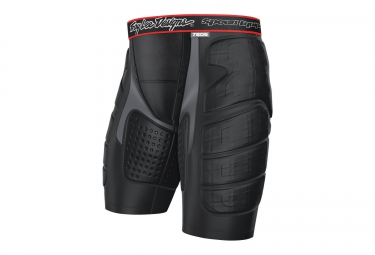 troy lee designs 2016 sous short protection 7605 noir m