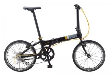 Vélo Pliant Dahon VITESSES D8 - N.C. Panaché 8V Noir 2016