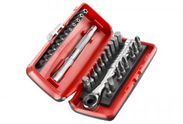 FACOM Coffret de Vissage à cliquets - 31 outils