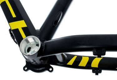 mondraker 2016 cadre vantage 27 5 axe 12x142mm noir jaune s 160 170 cm